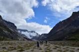 Trekking near El Chalten