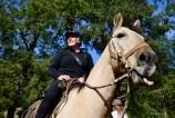 Horse trek Chile