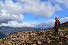 Refugio hike, Argentina