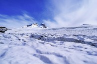 Ice-hiking on the Castaño Overo glacier, Parque Nacional Nahuel Huapi, Argentina
