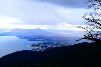 View of Bariloche, Argentina