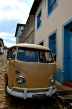 Brazil is the land of the VWs! They are everywhere and used for all sorts, including school buses.