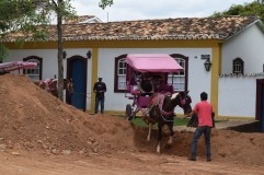 Horse-drawn carriage, Tiradentes