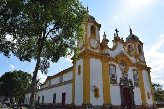 Santo Antonio church, Tiradentes