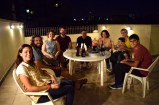 Argentina: Asado with Diz, Luke, Bridget, Brendon, Karen, Gustavo, Santi and Lucio.