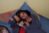 Bolivia: Anita and her little boy