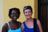 Nicaragua: We bumped into my ex-BBC colleague Lynda!