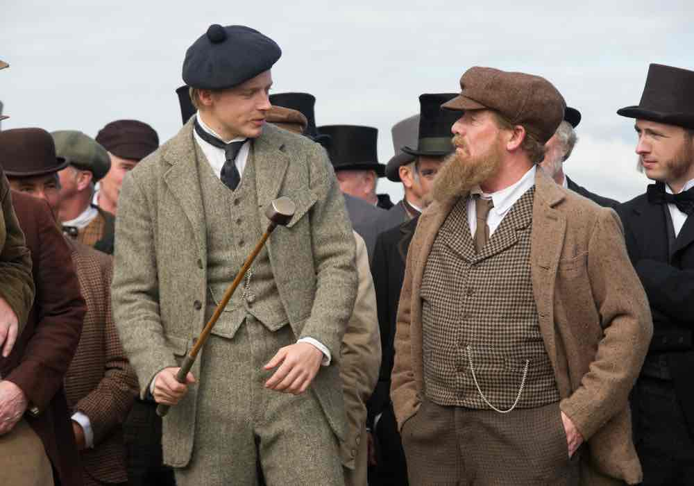 Review: <em>Tommy's Honour</em> is a showcase for the prodigiously talented Jack Lowden