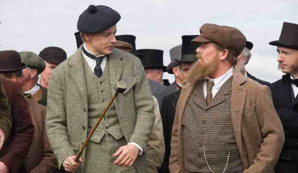 Tommy's Honor, Jack Lowden