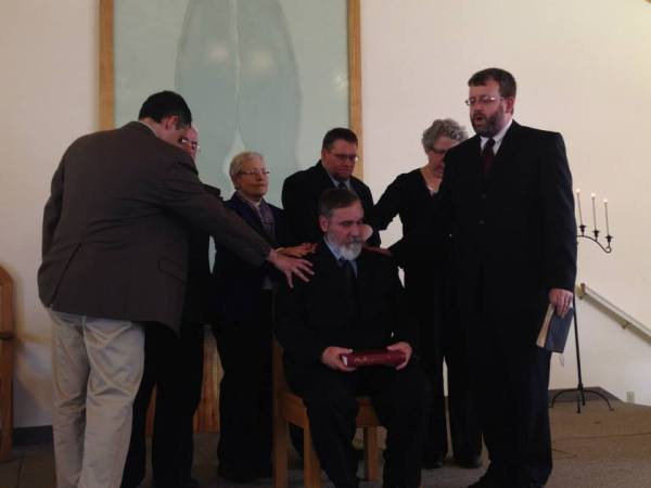 Palmiter Ordination