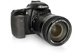 Canon EOS 60D DSLR reset