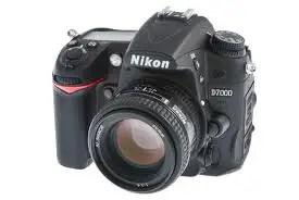 Nikon D7000 reset