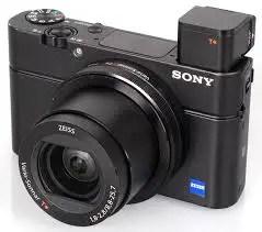 Sony Cyber-shot RX100 III recovery