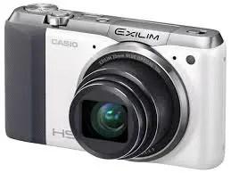 Casio Exilim EX-ZR700 reset