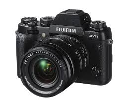 Fujifilm XT-1 reset