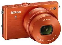 Nikon 1 J4 reset