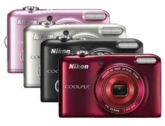 Nikon L28 reset