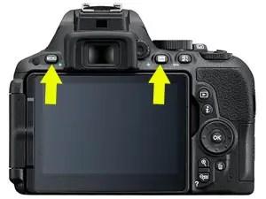 How to Reset Nikon D5500