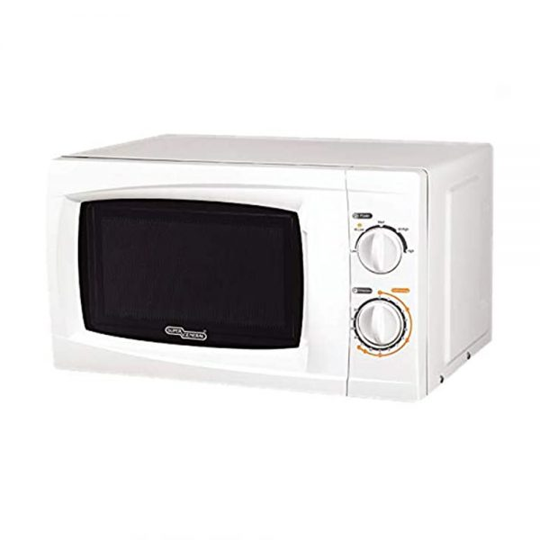 super general 20 liters microwave white 5 power modes sgmm921