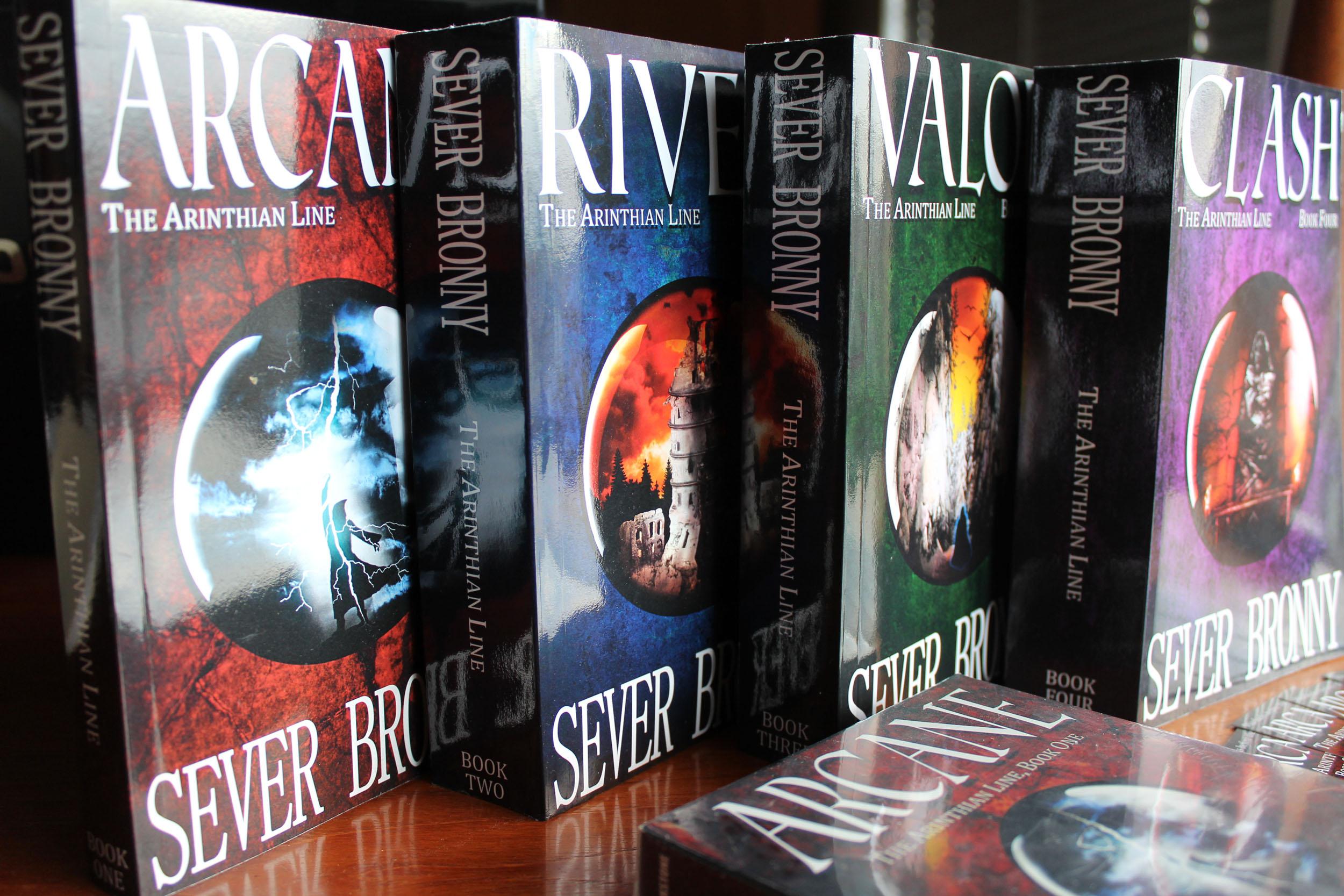 complete epic fantasy series