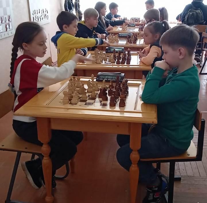 шахматы ко дню победы