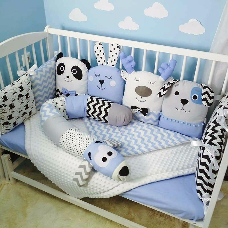 유아용 침대 옵션의 안전