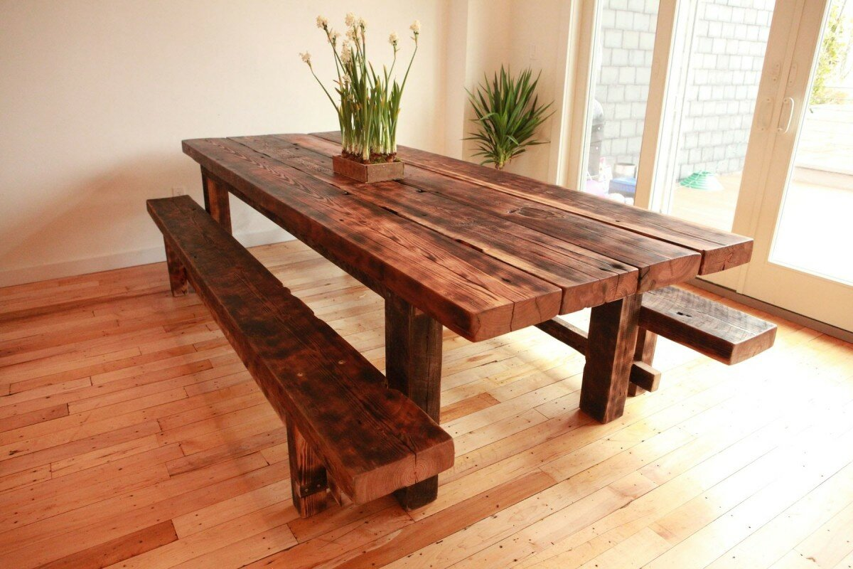мебель своими руками стол