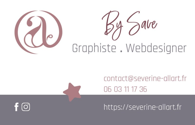 Carte de visite By Save