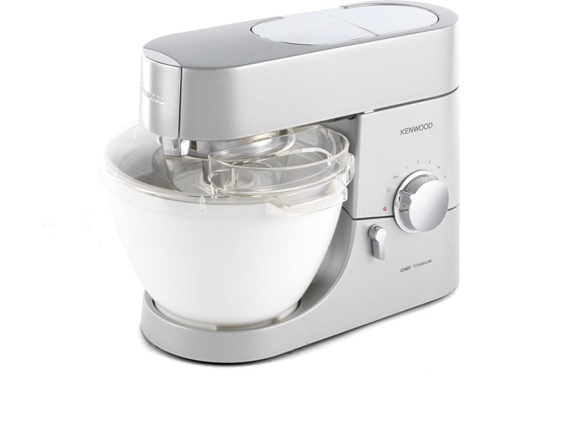 The Kenwood Frozen Dessert Maker