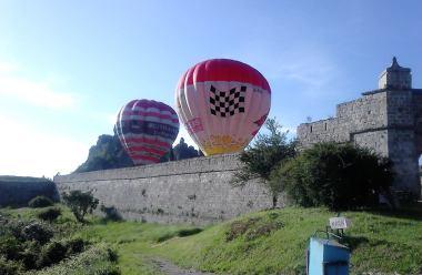 Фотогалерия: Балони над Белоградчик