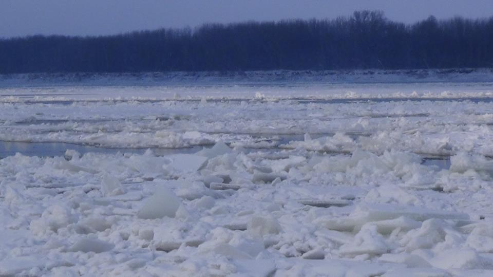 (Bulgarian) Дунав е пред замръзване