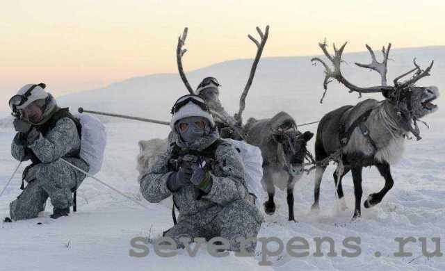 Северная военная пенсия: условия начисления