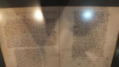 Una carta de los Reyes Católicos con cinco siglos de retraso