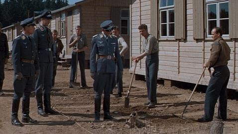 La fuga más descabellada y sangrienta de un campo de concentración nazi