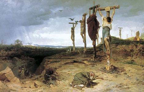 Licinio Craso, el romano más codicioso y cruel que crucificó a 6.000 esclavos de Espartaco