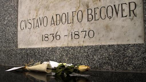 La tumba de Bécquer