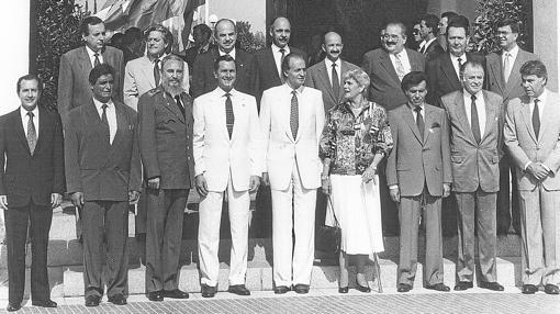 La II Cumbre Iberoamericana celebraba en julio de 1992 en Sevilla