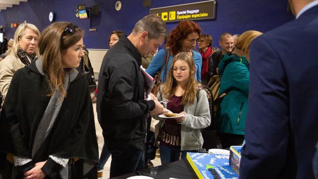 El aeropuerto de San Pablo sigue dando muestras de su crecimiento con un nuevi récord