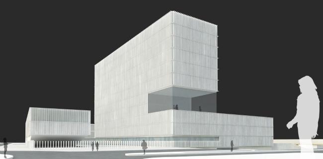 Diseño de la nueva Facultad de Farmacia de la US