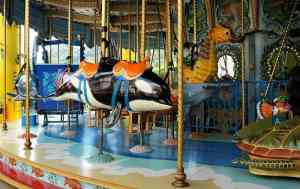 redondo beach carousel