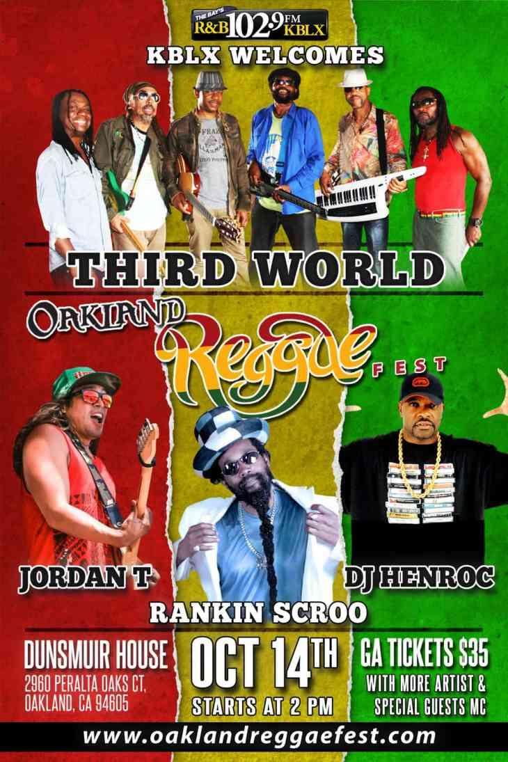 Rankin Scroo & Third World