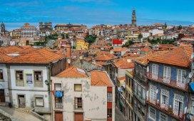 Vuelos baratos a Oporto desde Sevilla
