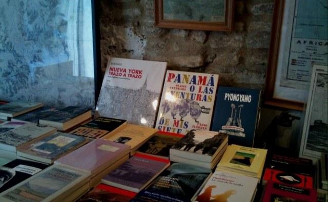 librerias con sevilla
