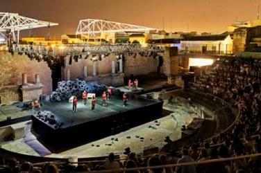 teatro y danza italica
