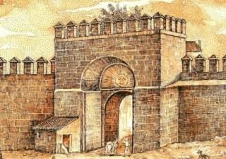 Puerta del Sol Sevilla