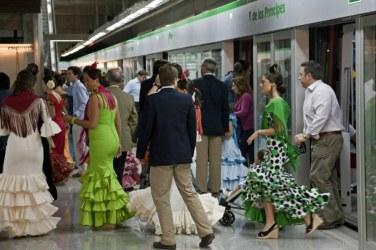 Metro Feria de Abril