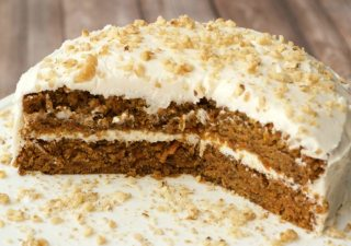 carrot cake sevilla