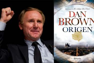 Dan Brown Sevilla