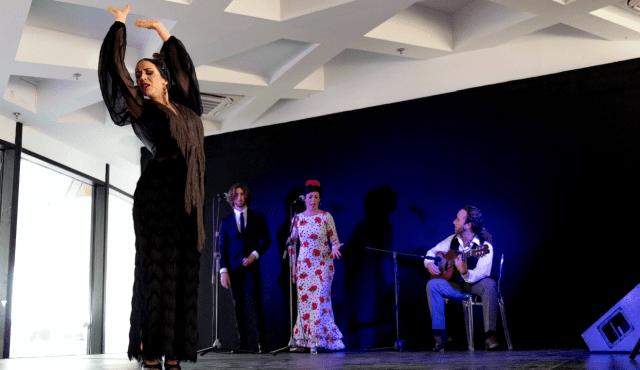 flamenco en las Setas Sevilla