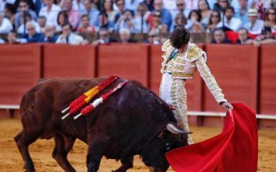 Corrida de toros – Morante de la Puebla, El Juli y Ángel Jiménez